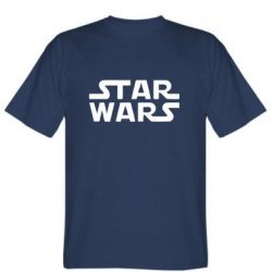 Мужская футболка STAR WARS - FatLine
