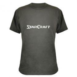 Камуфляжная футболка StarCraft - FatLine