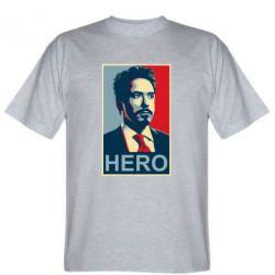 Мужская футболка Stark Hero - FatLine
