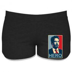 Женские шорты Stark Hero - FatLine