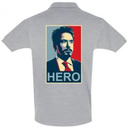 Футболка Поло Stark Hero