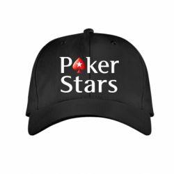 Детская кепка Stars of Poker - FatLine
