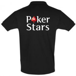 Футболка Поло Stars of Poker - FatLine