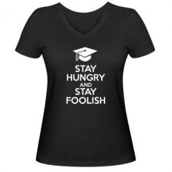 ������� �������� � V-�������� ������� STAY HUNGRY and STAY FOOLISH - FatLine