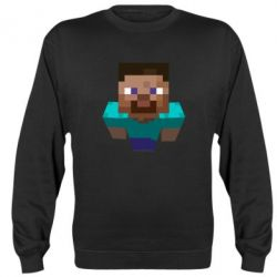 Реглан Steve from Minecraft - FatLine