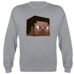 Реглан Steve Minecraft - FatLine