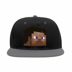 Снепбек Steve Minecraft - FatLine