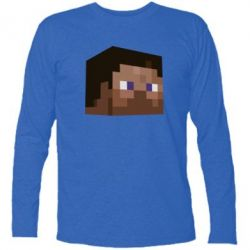 �������� � ������� ������� Steve Minecraft - FatLine