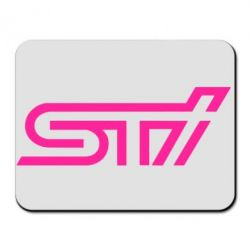 Коврик для мыши STI Logo