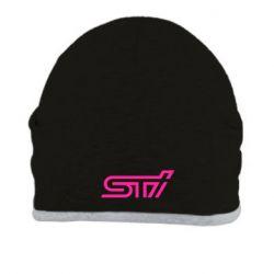 Шапка STI Logo - FatLine