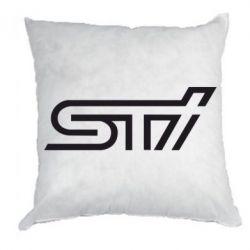 Подушка STI Logo - FatLine