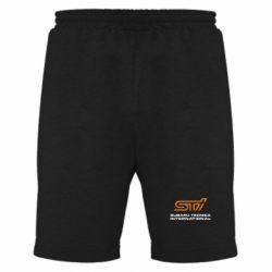 Мужские шорты STI - FatLine