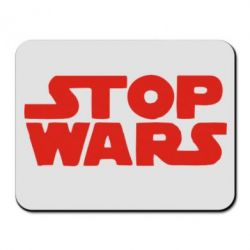Коврик для мыши Stop Wars in Ukraine - FatLine
