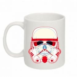 "Кружка 320ml Stormtrooper ""What's inside"" - FatLine"