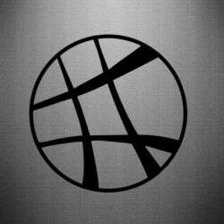 Наклейка Strange Logo