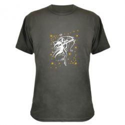 Камуфляжная футболка Стрелец