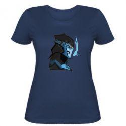Женская футболка Sub-Zero - FatLine