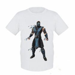Детская футболка Sub-Zero
