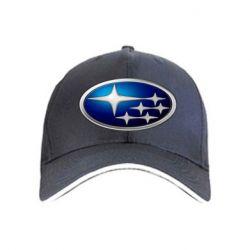 кепка Subaru 3D Logo - FatLine