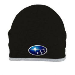 Шапка Subaru 3D Logo - FatLine