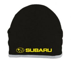 Шапка Subaru logo - FatLine