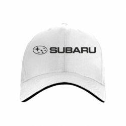 Кепка Subaru logo - FatLine