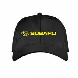 Детская кепка Subaru logo - FatLine