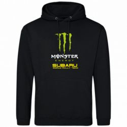 Толстовка Subaru Monster Energy