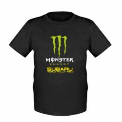 ������� �������� Subaru Monster Energy - FatLine