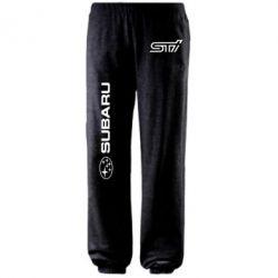 Штаны Subaru STI Logo - FatLine