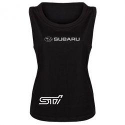 ������� ����� Subaru STI ���� - FatLine