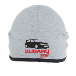 Шапка Subaru STI - FatLine