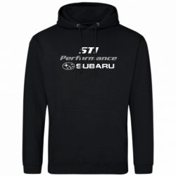 Толстовка Subaru STI - FatLine