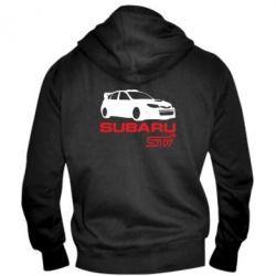 ������� ��������� �� ������ Subaru STI - FatLine