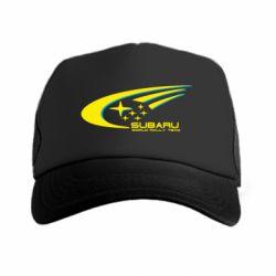�����-������ Subaru WRT - FatLine