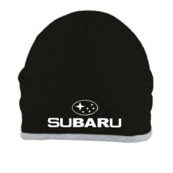 Шапка Subaru - FatLine