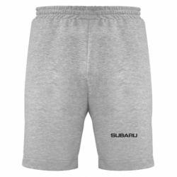 Мужские шорты Subaru - FatLine