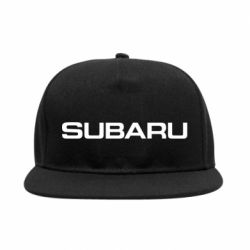 Снепбек Subaru - FatLine
