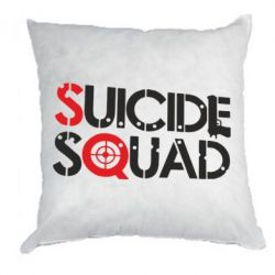 Подушка Suicide Squad Team - FatLine
