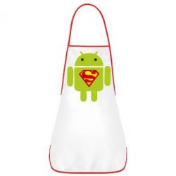 Фартук Super Android - FatLine