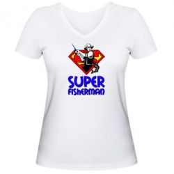 ������� �������� � V-�������� ������� Super FisherMan - FatLine