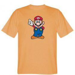 Мужская футболка Супер Марио - FatLine