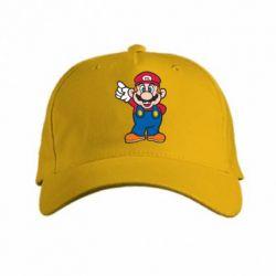 Кепка Супер Марио - FatLine