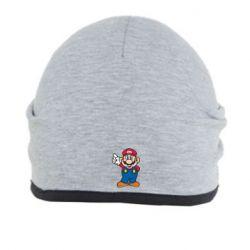 Шапка Супер Марио - FatLine