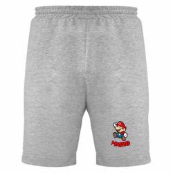Мужские шорты Супер Марио