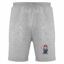 Мужские шорты Супер Марио - FatLine