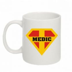 Кружка 320ml Super Medic - FatLine
