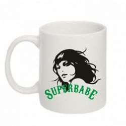 Кружка 320ml SuperBabe - FatLine
