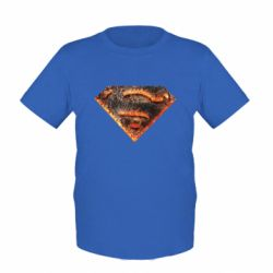 ������� �������� Superman and Fire - FatLine