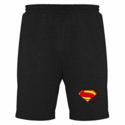 Мужские шорты Superman Человек из стали - FatLine